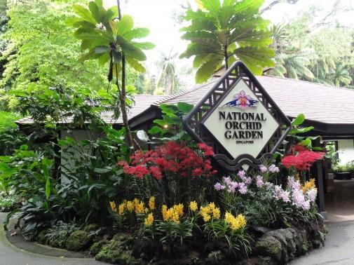 Национальный парк Орхидей