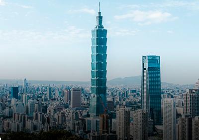 Visa to Taiwan